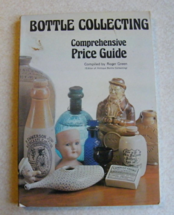 Book cover showing ceramic and glass bottles